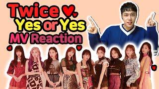(Eng) [TWICE(트와이스) - Yes or Yes] MV 리액션 - korean music video reaction|wshonieTV