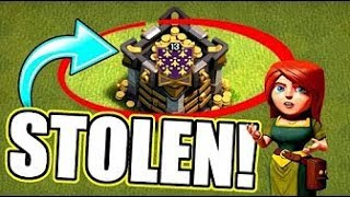 General Tony! THIS CLAN HAS BEEN STOLEN IN CLASH OF CLANS!! SAVAGE 7 CLAN FAMILY