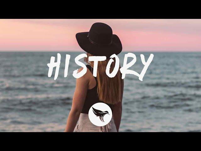 Beren Olivia - History (Lyrics) feat. Lostboycrow