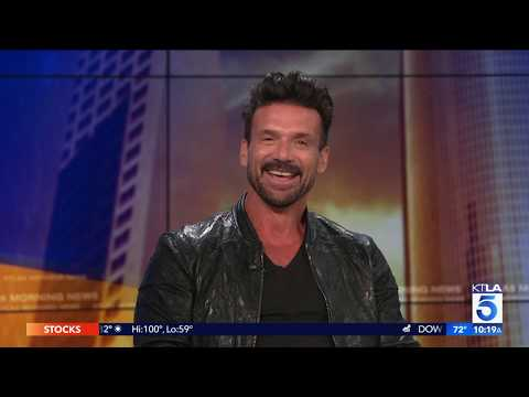 """Frank Grillo on his Two New Films """"Point Blank"""" & """"Into the Ashes"""""""