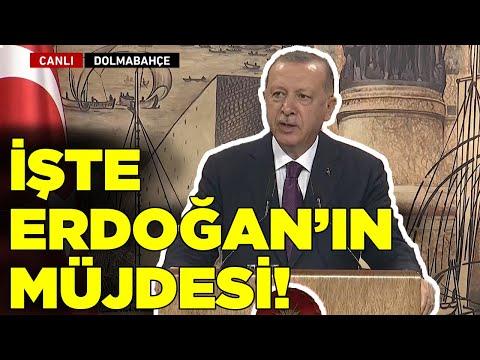 Erdoğan Müjdeyi Açıkladı: Karadeniz'de Tarihin En Büyük Doğalgaz Rezervi Bulundu!