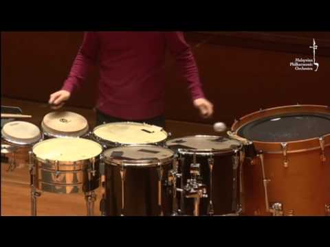 PERCUSSION 101: Bongos, timbales, tom-toms and bass drum