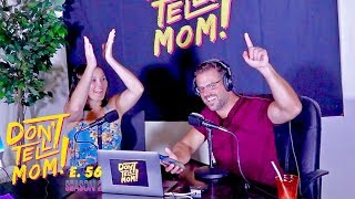 NEW PODCAST STUDIO and MOVING UPDATES! Don't Tell Mom: e. 56