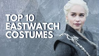 Game of Thrones Season 7 Episode 5 - Top 10 Most Compelling Costumes #5