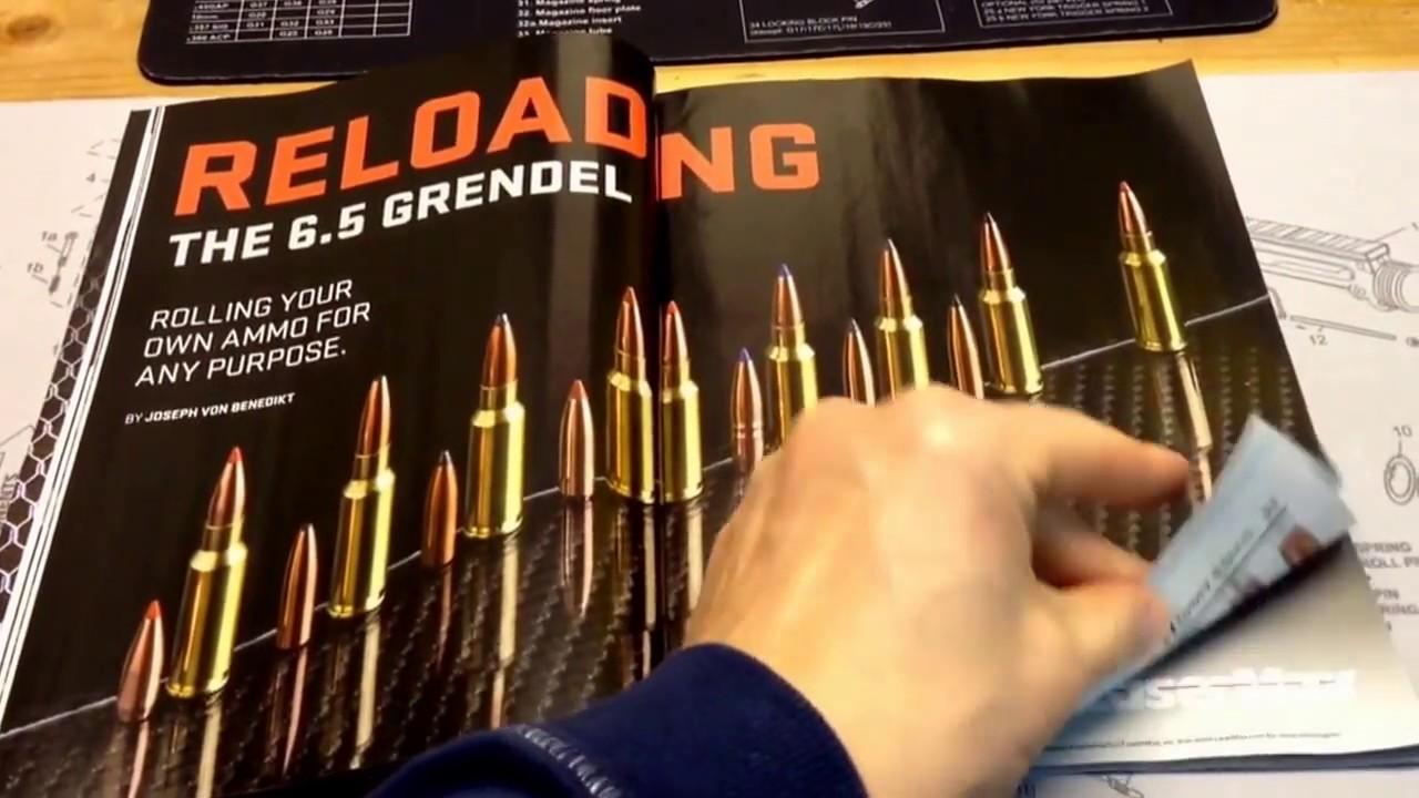 6 5 grendel my choice for an alternative ar 15 caliber youtube
