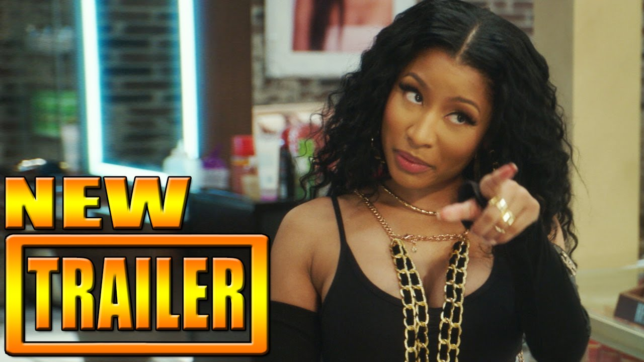 Barbershop 3 : Barbershop 3 Trailer Official - Ice Cube, Nicki Minaj - YouTube