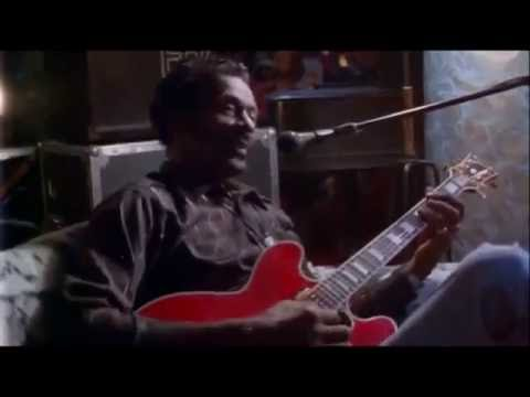 Johnnie Johnson Chuck Berry   House of Blue Lights 1986