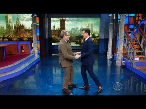 Stephen & Matthew Broderick Sing A Completely Impromptu Duet