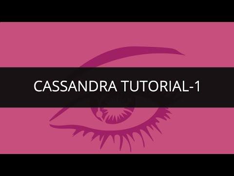 Apache Cassandra | Cassandra Tutorial Part 1 | Cassandra Tutorial for Beginners | Big Data Tutorial