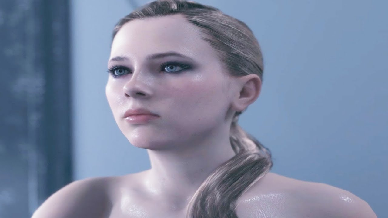 Detroit Become Human Cast Chloe Iucn Water