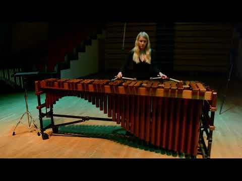 Tallulah Vigars Marimba Recital