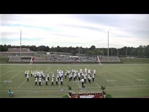Chipley High school band 9 26 2015 Daleville
