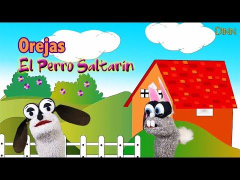 Perro imitando a un bebé saltarín. from YouTube · Duration:  59 seconds