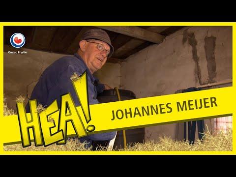 HEA! Johannes Meijer uit Twijzel