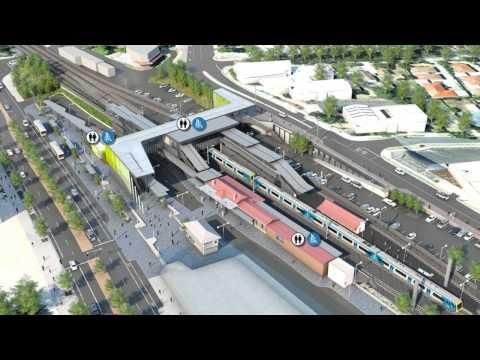 Ringwood Station Upgrade