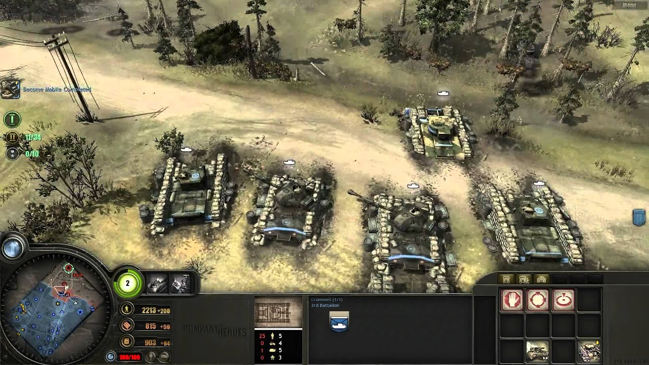 play company of heroes