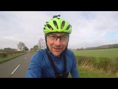 Colourful Clumber 100km Audax - A Bike Ride In Derbyshire And Notts