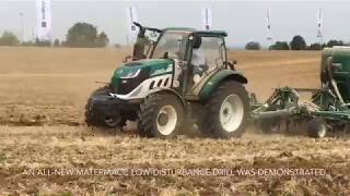 farmers guide first test drive of lovol arbos 5000 series tractors july 2017