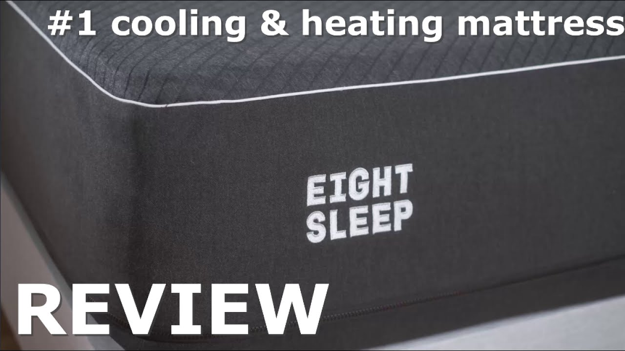 Eight Sleep Pod Pro - The #1 Best Smart Mattress
