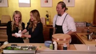 California Rolls Bloopers | Real Girls Kitchen | Ora.tv