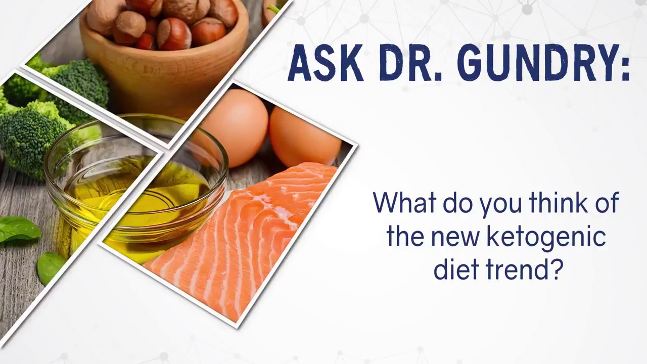 dr gundry ketogenic diet