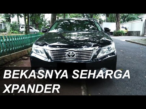 Owning Experience Toyota Camry G AT 2012
