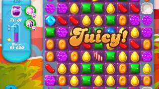 Candy Crush Soda Saga Level 429 (2nd nerfed, 3 Stars)