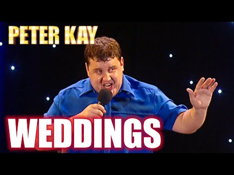 Weddings   Peter Kay: Live at the Manchester Arena