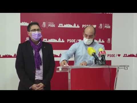 Declaraciones de Javier Jerez, PSOE, sobre tala de árboles Cala del Moral