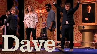 Taskmaster   Dave   Ep2: Unchained Finale Task