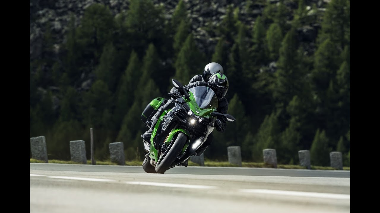 Спорт и Туризм Kawasaki h2 Ninja Motorcycle | мотоцикл туристический