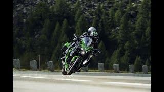 видео Модельный ряд мотоциклов Kawasaki