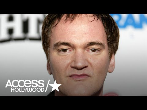 Quentin Tarantino Regrets Not Coming Forward About Harvey Weinstein | Access Hollywood