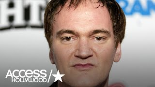 Quentin Tarantino Regrets Not Coming Forward About Harvey Weinstein