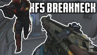 ELITE KF5 BREAKNECK TEST! (COD: Advanced Warfare)