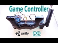 Arduino Tutorial - Make a Game Controlle
