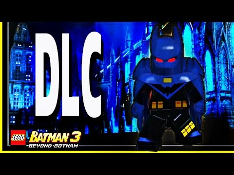 Lego Batman 3 Dlc Batman 75th Anniversary Batmen Youtube