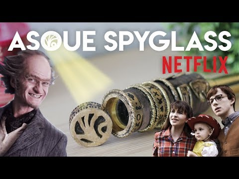 How to Make the Spyglass from a Series of Unfortunate Events