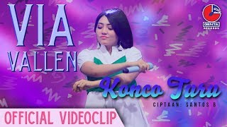 Via Vallen - Konco Turu (Official Mp3 Clip)