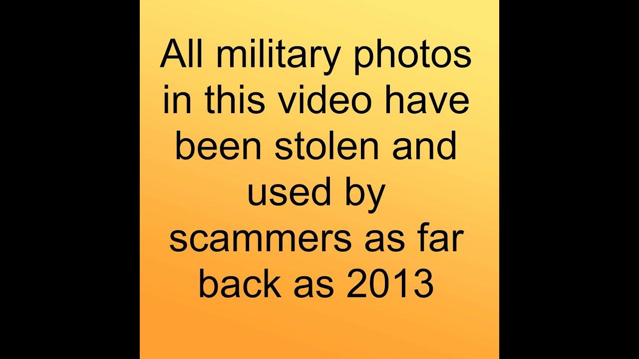 Real faces stolen pics ft. stolen military photos