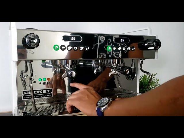 Rocket Espresso - Boxer Timer