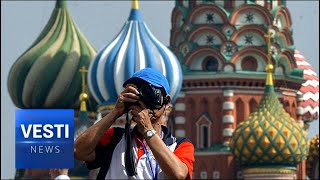 Russia Experiences New Tourism Boom - People are Seeing Their Own Country For First Time