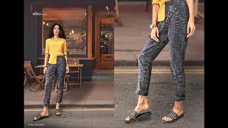 Eba vol 10 eba lifestyle designer pant wholesaler exporter i