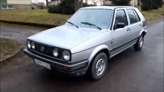 VW GOLF AUTOMAT 18 GL 1987m