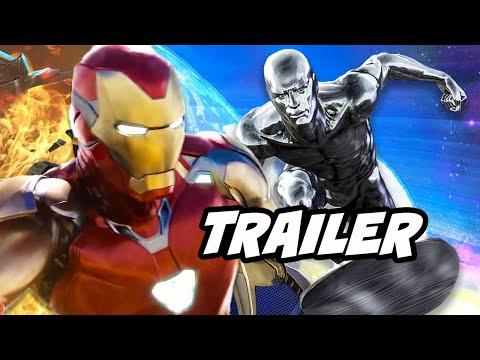 Marvel Avengers Trailer E3 2019 - Avengers and Spider-Man Easter Eggs Breakdown