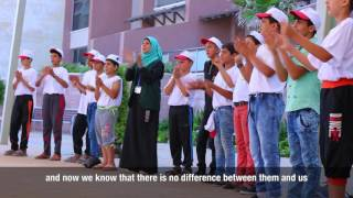 Flowers of Tomorrow: Youth Camp in Gaza
