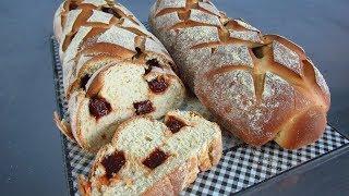 Pão de Fubá com Goiabada