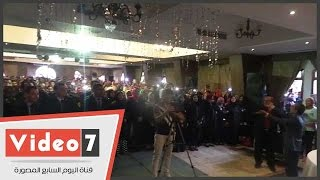 500 محام يؤدون اليمين القانونية أمام مجلس نقابة المحامين