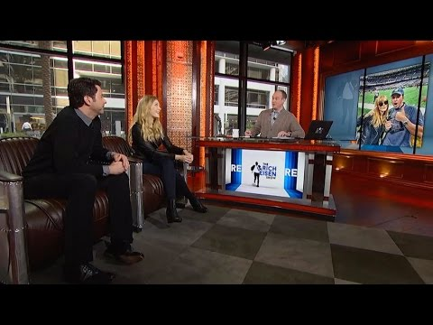 Actor Jonathan Silverman & Actress Jennifer Finnigan Join The RES in Studio  2315