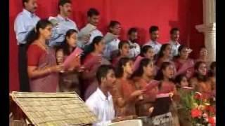 """Nararodathi sheham ---"" Malayalam Christmas Carol Songs Trinity Marthoma Church Chengannur"